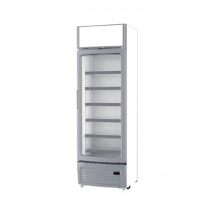 Exquisite SD370W Upright Display Freezers 660mm