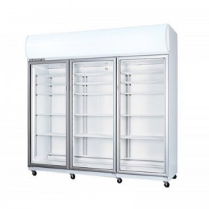 Skope SK2000 Triple Door Drink Fridge - 1825 Litre