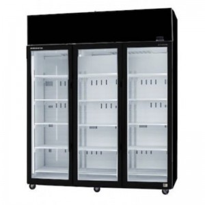 Skope SKT1500-A Triple Door Drink Fridge - 1536 Litre