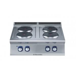 Electrolux E7ECEH4R00 4 Hot plates