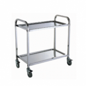 2 Tier Dining Cart-Size S T00020