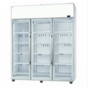Skope TME1500-A Series Triple Door Drink Fridge - 1497 Litre