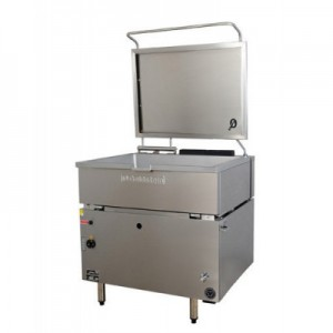 Goldstein TPG-100 Tilting Gas Bratt Pan