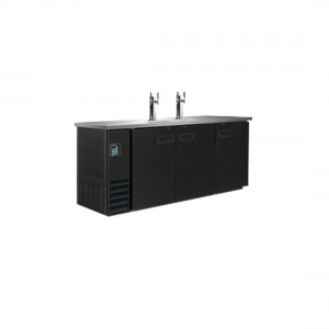 Tripe Door Underbar direct draw dispenser 3-barrel - UBD-3