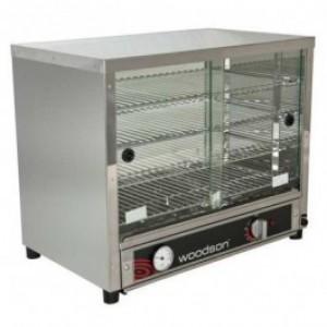 Woodson W.PIA100G Pie Warmer - 100 Pie Capacity