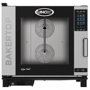 Unox BAKERTOP MIND.Maps™ PLUS XEBC-06EU-EPR Combi Oven