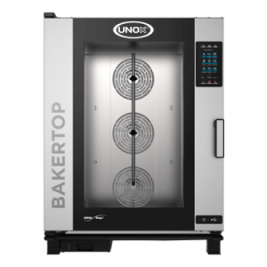 Unox BAKERTOP MIND.Maps™ PLUS XEBC-10EU-EPR Combi Oven