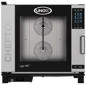 Unox CHEFTOP MIND.Maps™ PLUS XEVC-0621-GPR Gas Combi Oven