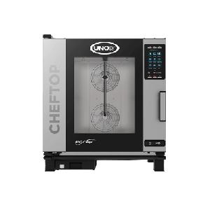 Unox CHEFTOP MIND.Maps™ PLUS XEVC-0711-GPR Combi Oven