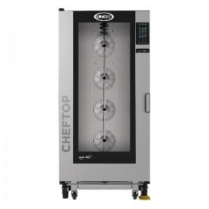 Unox CHEFTOP MIND.Maps™ PLUS XEVC-2021-GPR Gas Combi Oven
