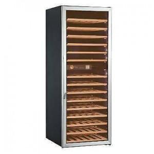 Hoskit 154 Bottles Dual Zone Wine Fridge