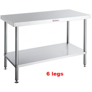Simply Stainless SS01.1800 Work Bench
