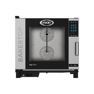 Unox BAKERTOP MIND.Maps™ PLUS XEBC-06EU-GPR Gas Combi Oven