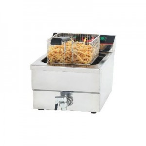 ACE-12L Deep Fryer Single Tank 12Lx1
