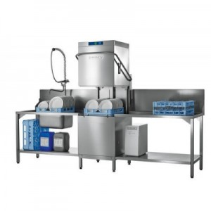 Hobart PROFI Series AM900 Electronic Hood Type Dishwasher