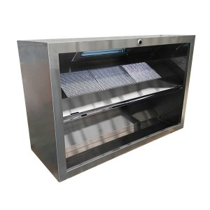 SimcoHood SHA2600 Asian Type Series Exhaust Canopy 2600mm