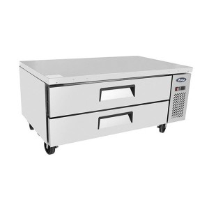 ATOSA MGF8450 Chef Base - 2 Drawers 1230mm