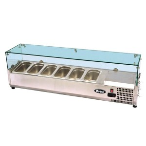 ATOSA VRX Counter Top 1600/380