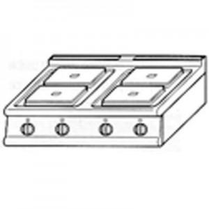 Baron 90PC/E801 Electric Cook Top