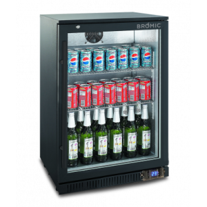Bromic BB0120GD Back Bar Chiller - 118 Litre
