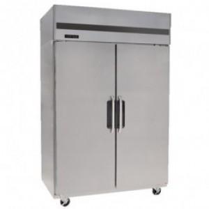 Skope BC126-2FFOS-E Centaur Series Double Door Upright Storage Freezer - 1032 Litre