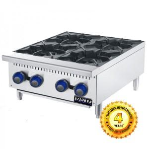BL-OB4 Azzurro 4 burners Open Cook Top