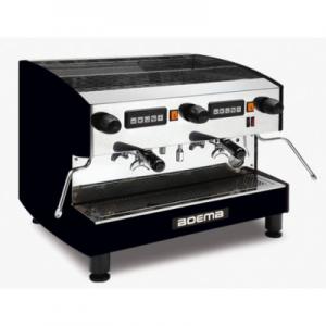 Boema D-2V15A Deluxe 2 Group Volumetric Espresso Machine
