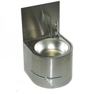 Stoddart WB.R.WM.WO Wand Operated Wash Basin