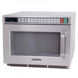 Hobart Panasonic NE1853 Commercial Microwave - 1800 Watt