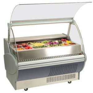 Bromic SB105P Prestige Sandwich/Salad Bar - 1050mm