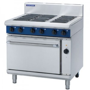 Blue Seal E56D/C/B/A Heavy Duty Electric Range with Oven