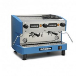 Boema D-2V15A Deluxe 2 Group Volumetric Espresso Machine