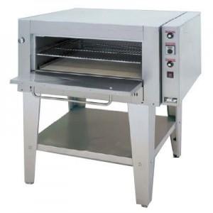 Goldstein E236-300 Electric Single Pizza & Bake Oven - Drop Down Door