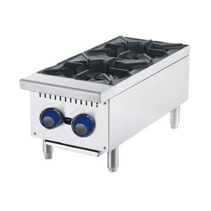 COOKRITE ATHP-12-2 Burner Cook Tops 310mm