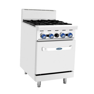 COOKRITE AT0-48-F 4 Burner with Oven 610mm