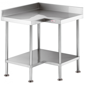 Simply Stainless SS04.7.0900 Corner Bench