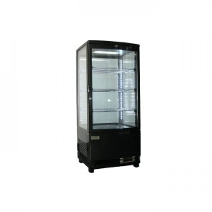 Exquisite CTD78-LED Counter Top Display Chillers 425mm
