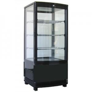 Exquisite CTD78 Counter Top Display Fridge - 86 Litres