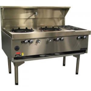 Goldstein RBA-48L Gas Char Broiler BBQ