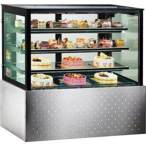 Belleview Heated Food Display SG120FE-3XB