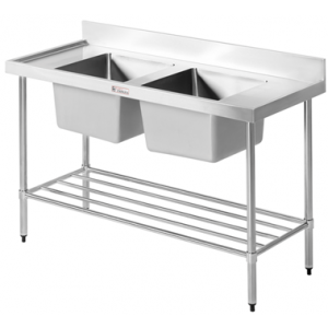 Simply Stainless SS09.7.1650 Dishwasher Inlet Sink Bench
