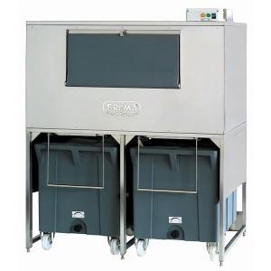 BREMA DRB500-Get Trolley Storage Bin 2 x 108Kg Cart Capacity