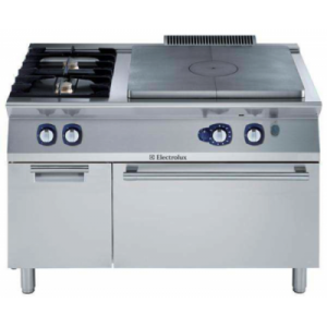 Electrolux E7STGL3010 ELCO 700 Series 2 Burner with Target Top Oven Range