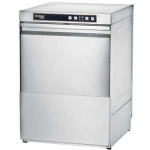 Hobart ECOMAX502 Series Undercounter Dishwasher