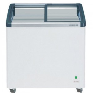 Liebherr EFI2003 Curved Glass Chest Freezer - 199 Litres