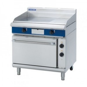 Blue Seal EP506 900mm Griddle static oven