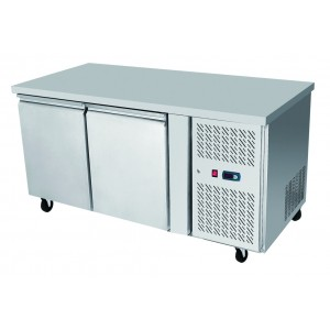 ATOSA EPF3462 Two Door Freezer Table