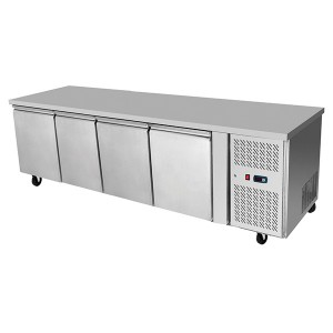 ATOSA EPF3482 Four Door Freezer Table