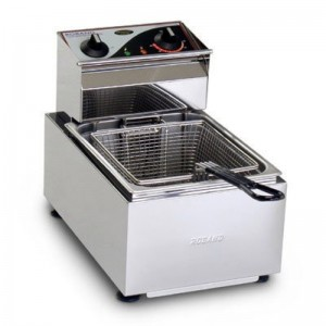 Roband Single Pan Counter Fryers