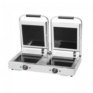 FC-2 Large Double Ceramic Contact Grill